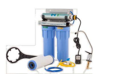 Equipo de purificación de Agua para el Hogar