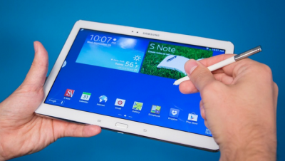 Samsung's next Android tablet could have a giant 18.4-inch screen