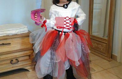 Princesse pirate.....