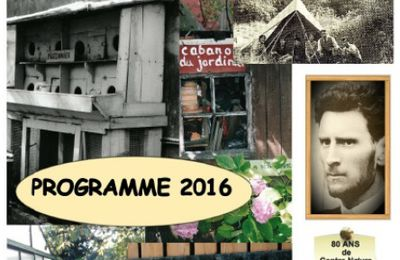 Programme Septembre 2016 de l'Association du Centre Nature