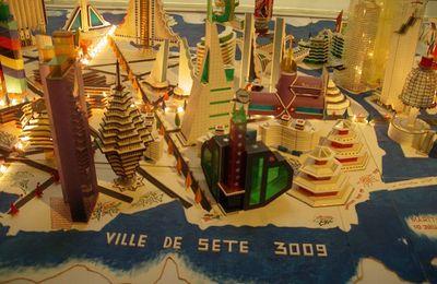 Ville de Sète 3009 Isek Bodys Kingelez