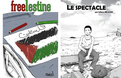 Freelestine- collectif de BD
