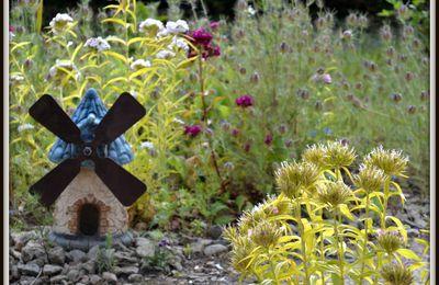 Un jardin audouvillais