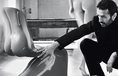 """ART / Fabio Novembre - Chaise """"Her"""""""