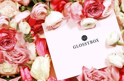 Ma Glossybox de Mai 2015