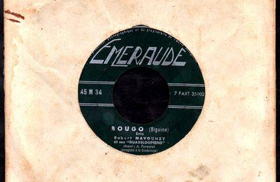 Robert Mavounzy et ses Guadeloupéens - Bougo - 1957
