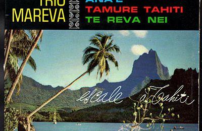 Trio Mareva - Escale à Tahiti