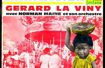 Gerard La Viny avec Norman Maine et son orchestre - Maximilien - 1960