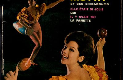 Arturo Motta et ses Chicaboums - 4 Boleros - 1964