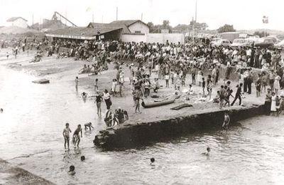 1953, les fêtes de la mer.