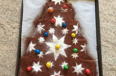Le gâteau primé au concours