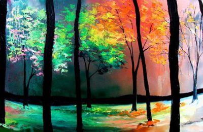 Swap des quatre saisons automne