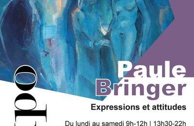 Expo de Paule Bringer à Igny