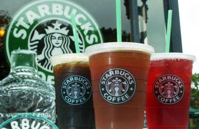 C'est choquant; Selon une enquête de la BBC ;Des bactéries fécales trouvées dans les boissons glacées Starbucks