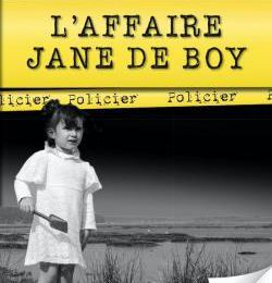 L'affaire Jane de Boy - Simone Gélin
