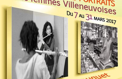 Du 7 au 31 mars 2017 : exposition Photo à  Villeneuve-Saint-Georges