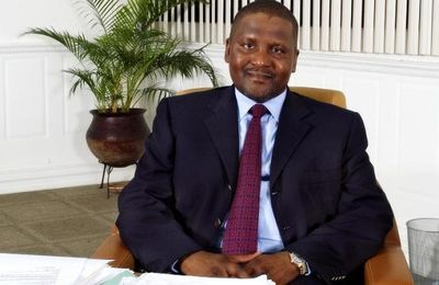 Les 21 Secrets De La Réussite En Affaires Selon Aliko Dangote