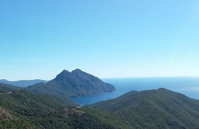 Mes Vacances en Corse (1) 😍🌞