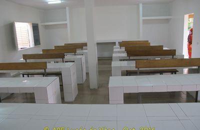 Un laboratoire pour le Lycée de Yène : Il ne manque plus que les élèves