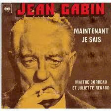 Jean Gabin - Je sais