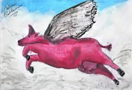 La vache rose... le retour...