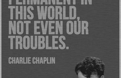 Charlie Chaplin - English - 7 Quotes