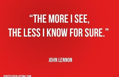 John Lennon - English - 9 Quotes