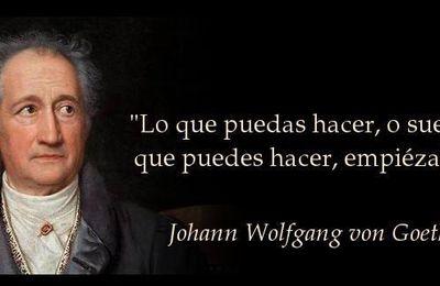Johann Wolfgang von Goethe - Castellano