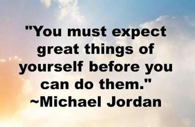 Michael Jordan - English - 4 Quotes