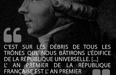 République Universelle = Nouvel Ordre Mondial = Dictature de Satan