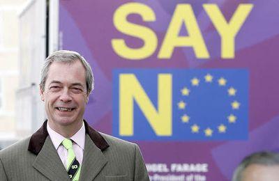 Nigel Farage : « Il y a un lien direct et une relation entre le nombre de personnes de religions et de cultures différentes que vous faites entrer et le nombre d'attaques terroristes »