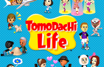 Tomodachi Life (3DS).