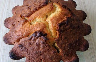 Gâteaux au lait de Coco et à la vanille