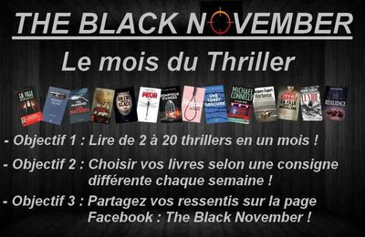 La dinde et the black november