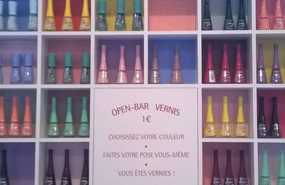 Bourjois Open-bar vernis