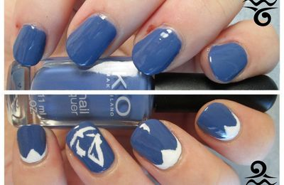 Light Navy Blue (518) - KIKO
