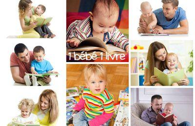 1 bébé / 1 livre : éditionS 2016