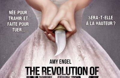Chronique Livresque : The Revolution Of Ivy ( T2 de The Book Of Ivy ) - Amy Engel 🔪👱