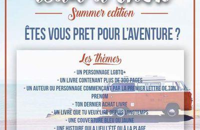 Challenge : Le French Read-a-thon 2016 ( du 25 au 31 juillet ) 📚 📖 🌞