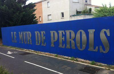 Le mur de Pérols