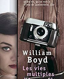Les vies multiples d'Amory Clay de William Boyd