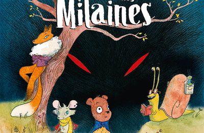 Le Temps des Mitaines (Loïc Clément, Anne Montel)