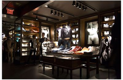 La marketing sensoriel chez Abercrombie and Fitch