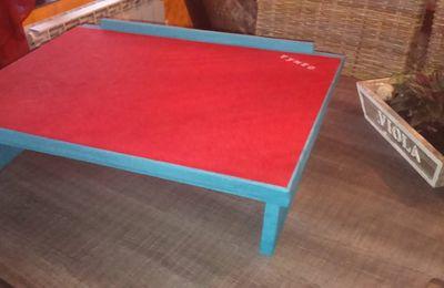 Table plateau de canapé..