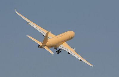 Le premier A330 MRTT français a pris son envol