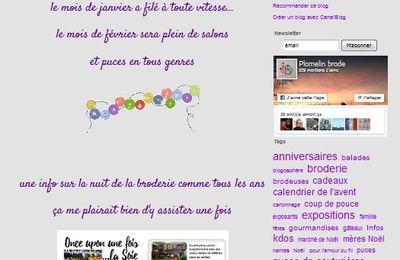 14ème Nuit de la broderie : Merci Que Faire à paris et Zouzou