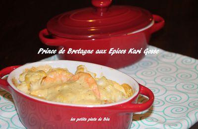 Prince de Bretagne aux épices Kari Gosse