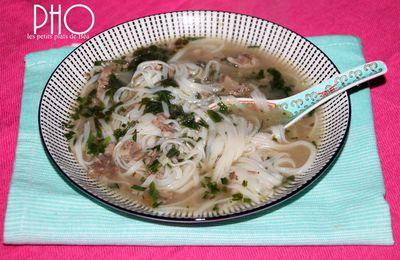 Pho, la soupe vietnamienne - Vietnam (5) Galettes de riz et pho