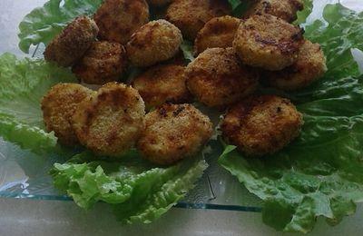 nuggetts de poulet au four