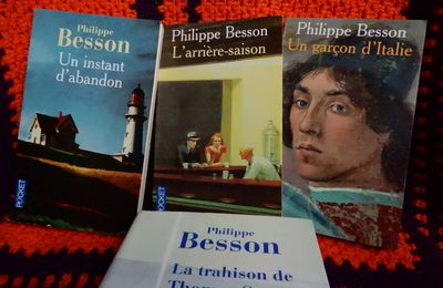 La trahison de Thomas Spencer de Philippe Besson.